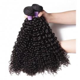 3 Bundles Malaysian Human Hair Extension UNice-Kysiss Jerry Curly