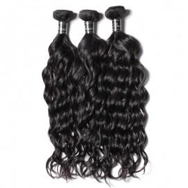 UNice-Banicoo 3 Bundles Natural Wave Hair