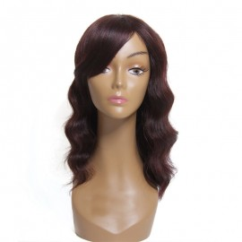 UNice Romantic Wavy Wigs Virgin Hair
