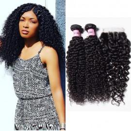 unice curly hair