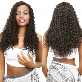 UNIce 100% Virgin Deep Wave Hair Wigs Brazilian Human Hair Wig