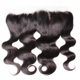 UNice Hair Icenu Series Body Wave Lace Frontal Hair Closure