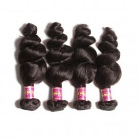 Unice Peruvian loose weave
