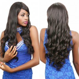 Natural Wave Wigs  UNice Brazilian Virgin Hair Wigs