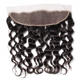 UNice Hair Icenu Series Natural Wave Hair Lace Frontal Hair Closure