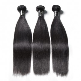 Banicoo 10A Grade 3 Bundles Straight Hair