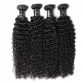 UNice-Banicoo Remy Virgin Human Hair 4pcs/pack Jerry Curly