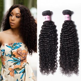 Unice Brazilian curly hair