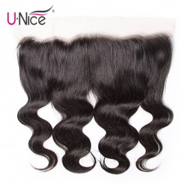 UNice Body Wave Lace Frontal Hair Closure