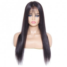 UNice Hair Bettyou Series 100% Human Hair Soft Long Straight Lace Front Wig