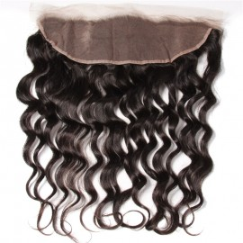 UNice Natural Wave Hair Lace Frontal Hair Closure