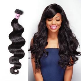 3 Pcs/pack UNice Hair Brazilian Body Wave Virgin Hair