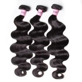 UNice Hair Icenu Series 3pcs/pack Peruvian Virgin Hair Body Wave