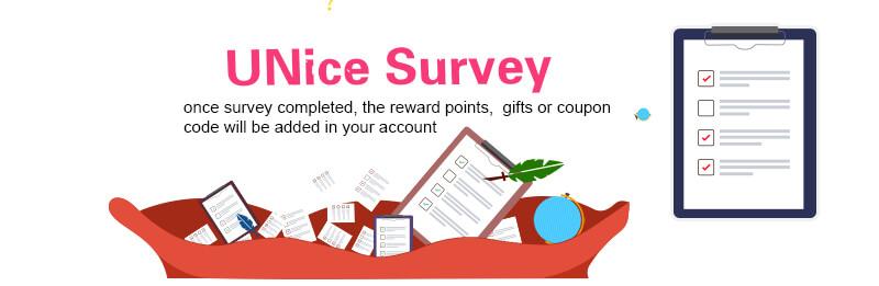 unice survey