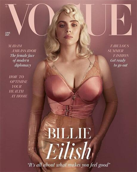 billie-eilish-blonde-hair
