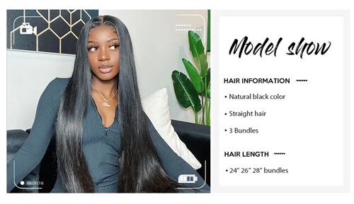 Hair Textures-Straight Hair