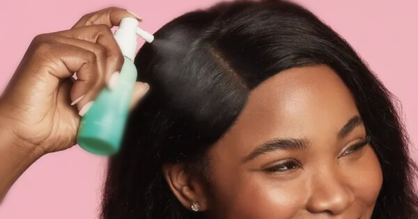 Uv protection for your scalp