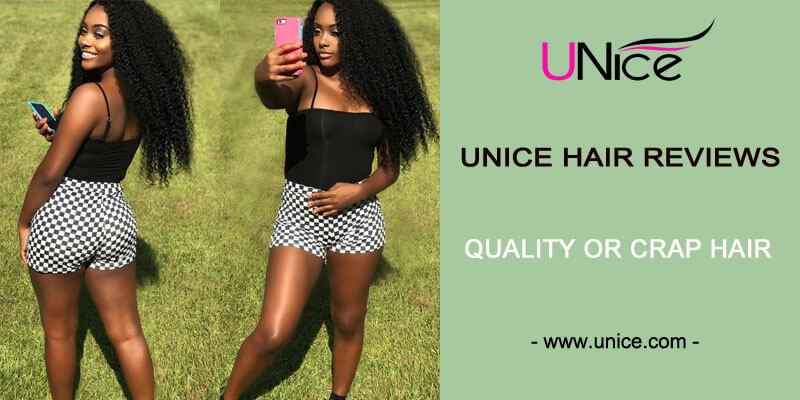 UNice hair Reviews 2018 Quality or Crap Hair?