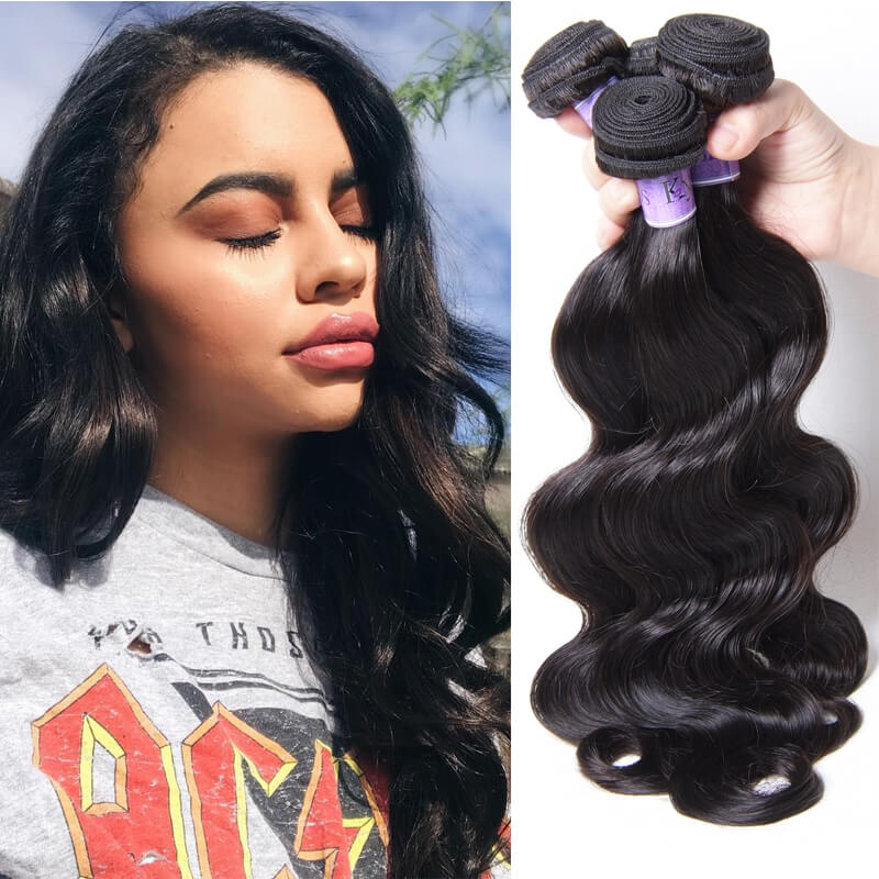 Virgin Malaysian Hair Bundles