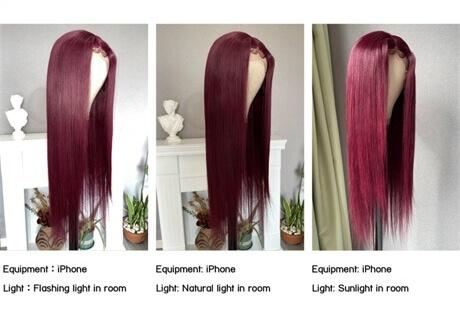 99j-burgundy-wig-photoed-under-the-different-lights