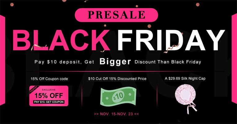 Unice Black Friday Pre Sale
