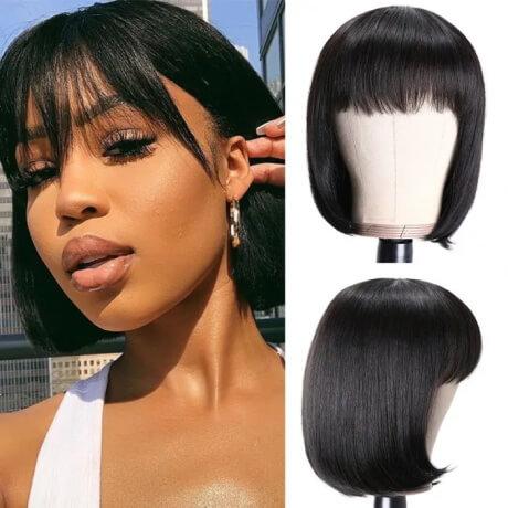 black-short-bob-wigs-with-bangs