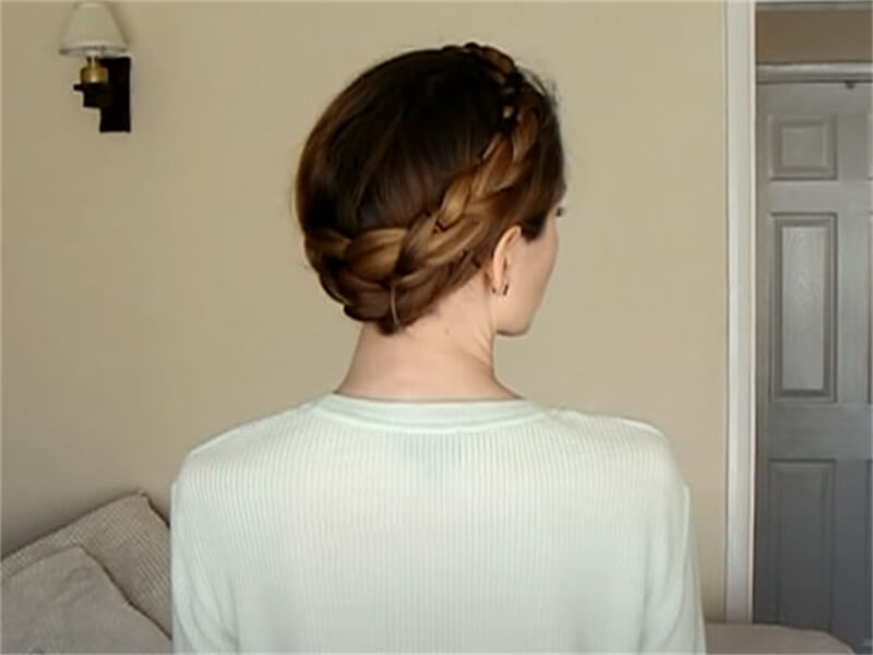 braid-long-hair-under-the-wig-cap