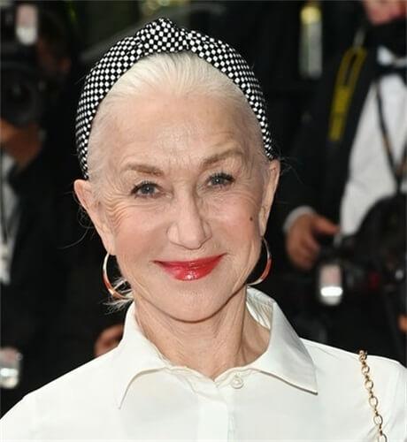 helen-mirren-checkered-headband