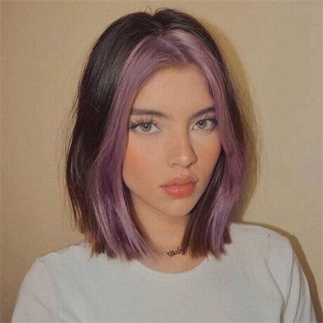 purple-highlights