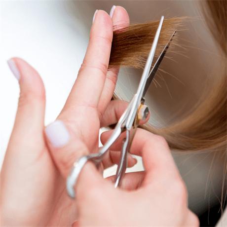 trim-split-ends-regularly