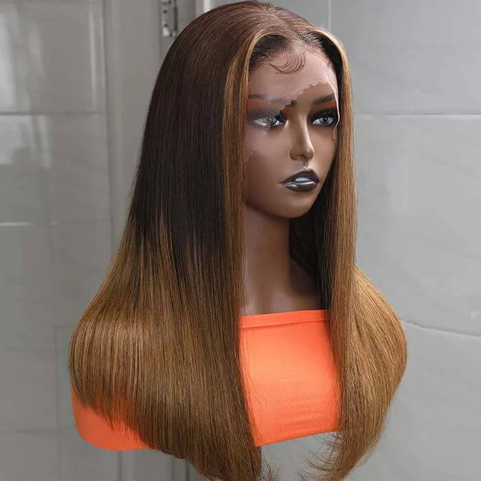 Why Choose this lace front human hair wig