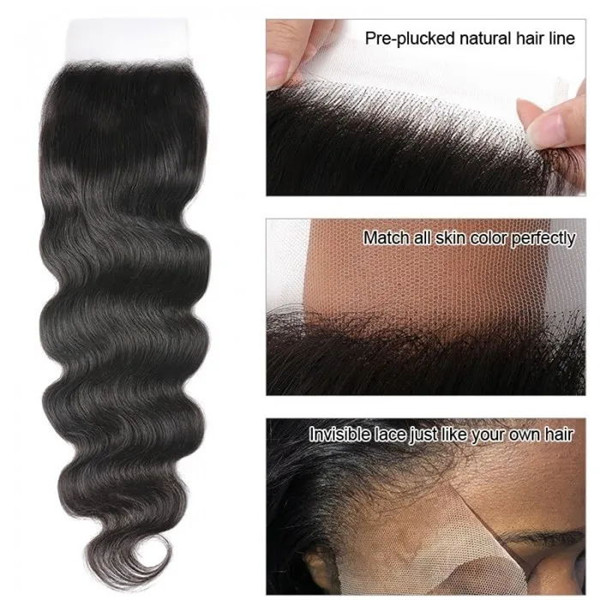 Lace Closure can be purchased separately