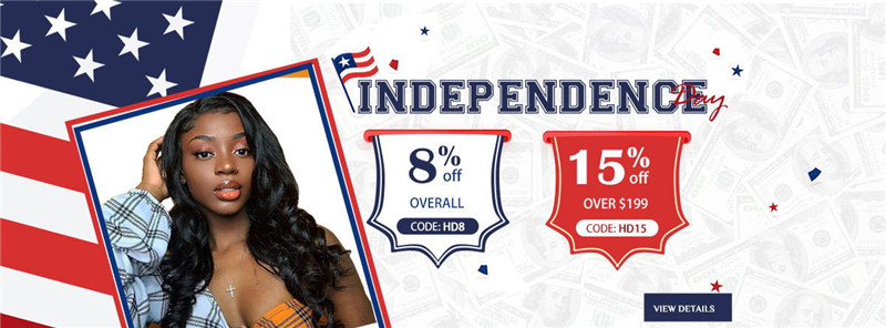 UNice's independence day sale