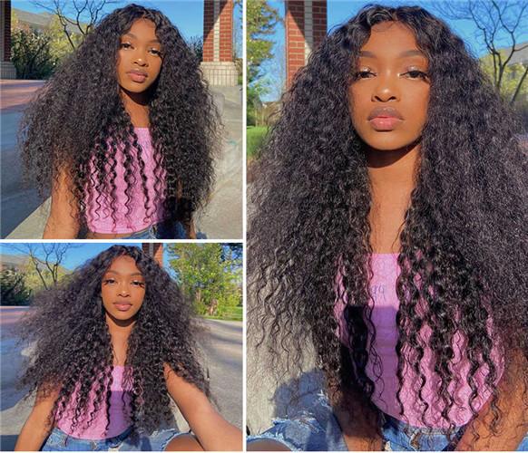 Advantages of lace closure wigs