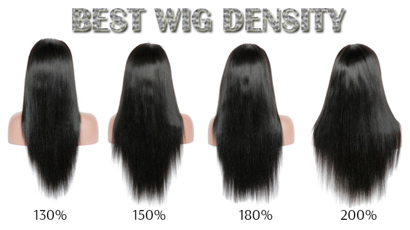 Is 150 Density Good For A Wig?