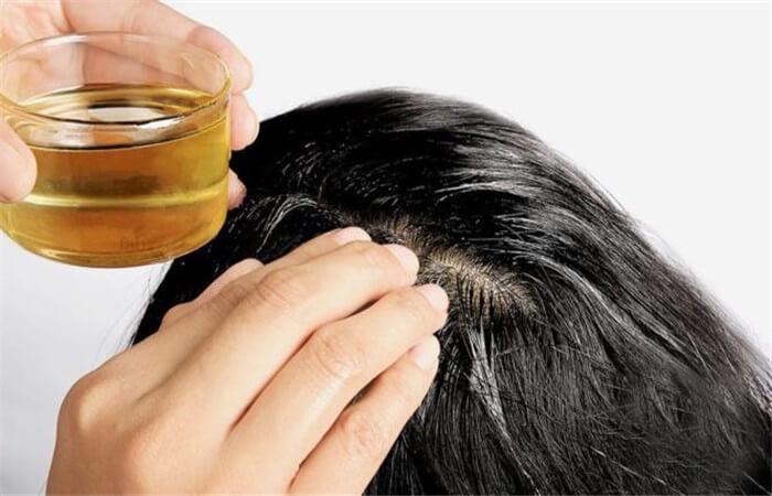 Apply oil treatment