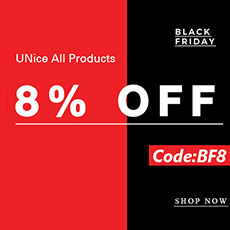 UNice Black Friday SALE