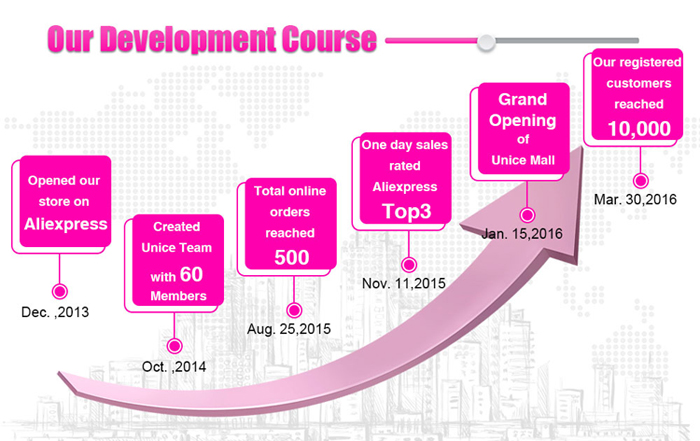 UNice Development Process