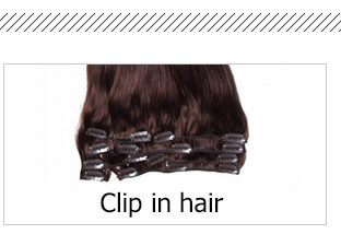 100% virgin Clip in Hair Extensions