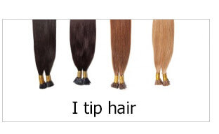 100% I Tip Hair Extensions