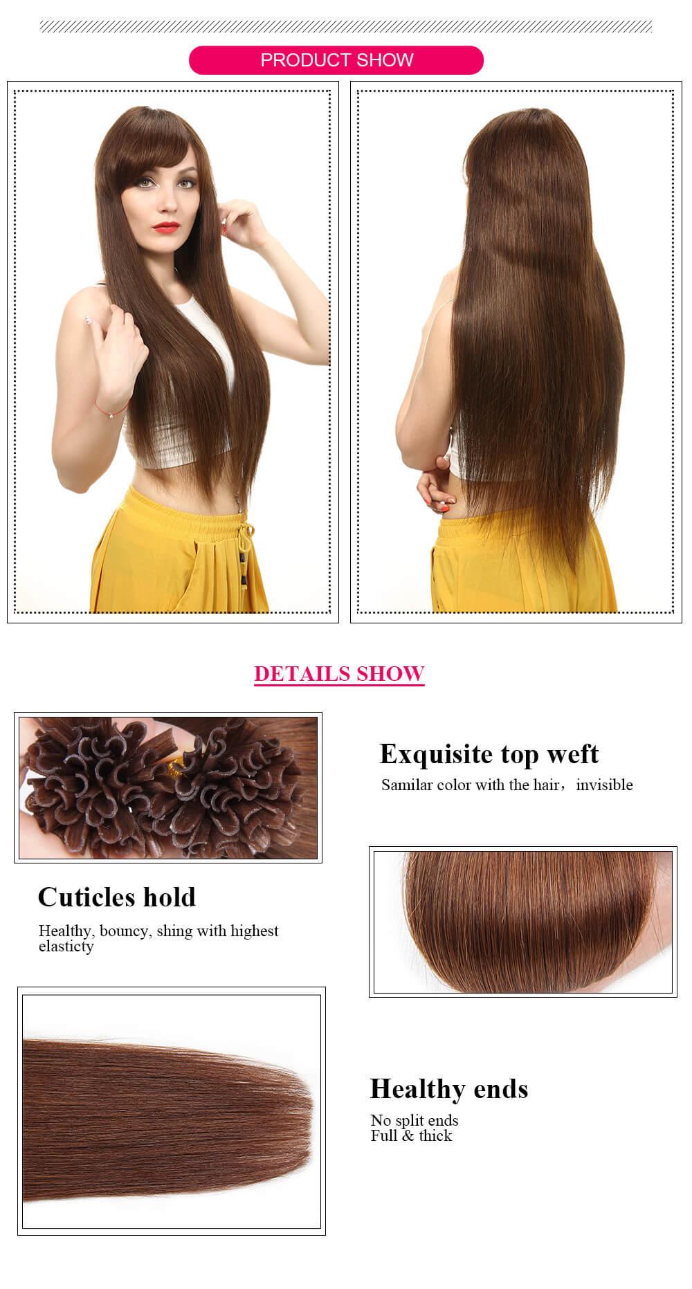 50g nail tip hair