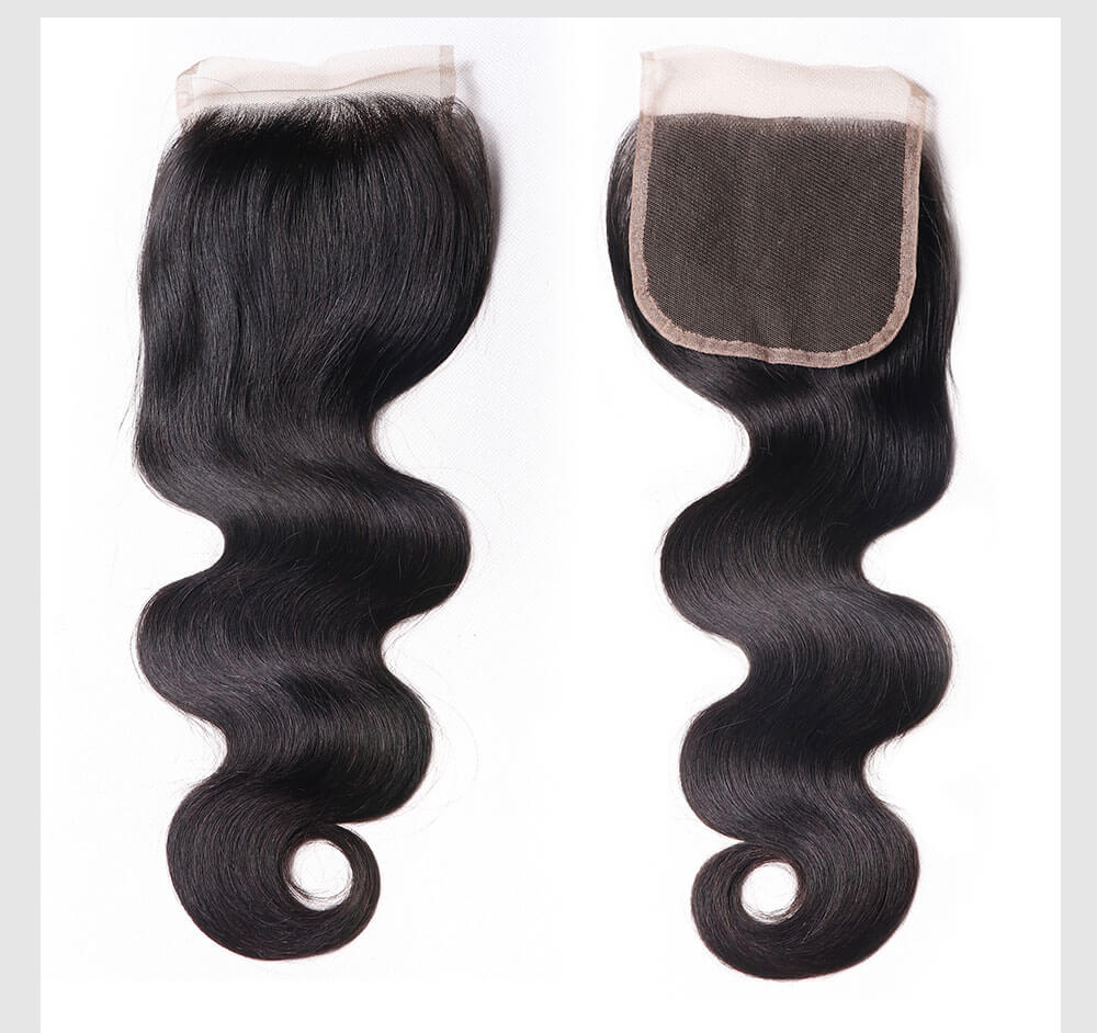 Unice Banicoo body wave with closure