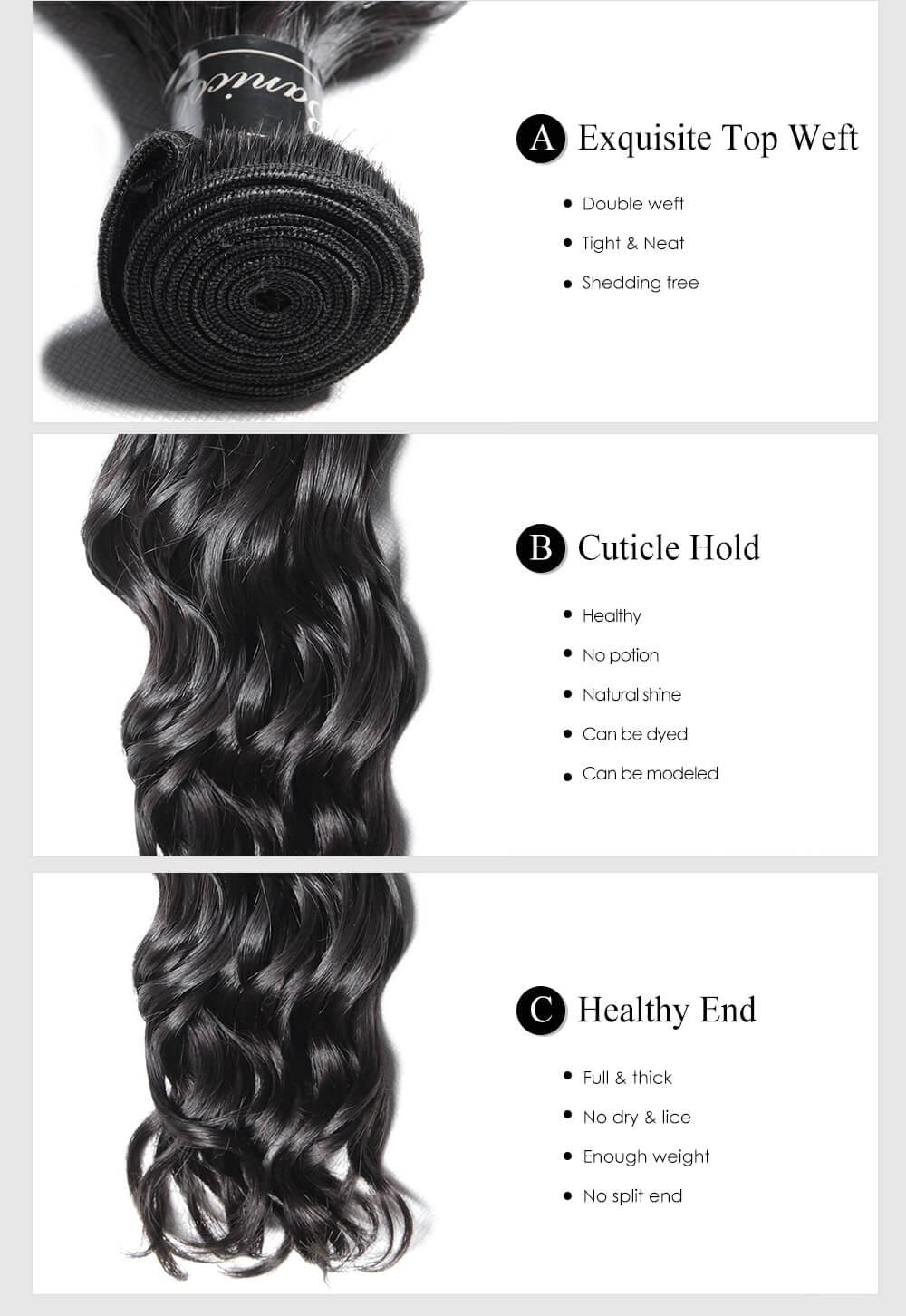UNice banicoo series natural hair