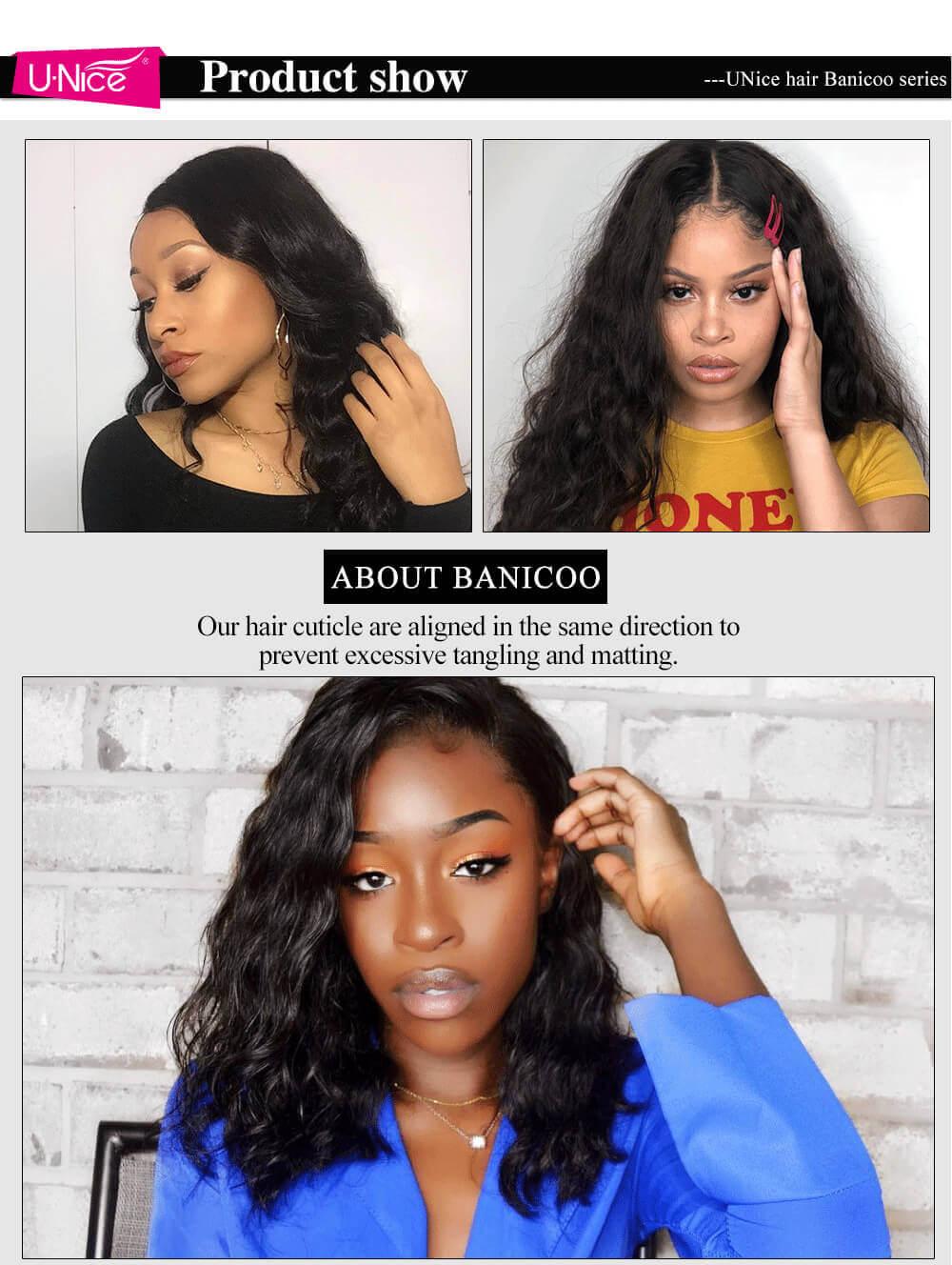 UNice Banicoo Hair