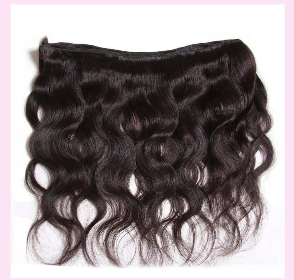 UNice Hair 100% Human Virgin Hair Body Wave
