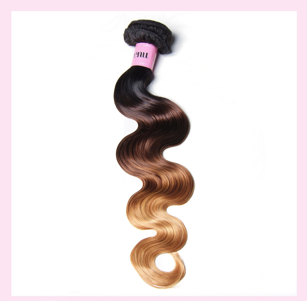 Ombre Human Hair Wave