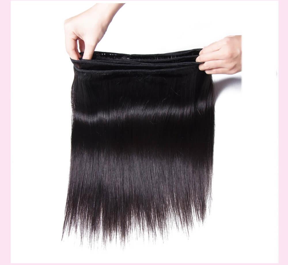 Straight Human Virgin Hair