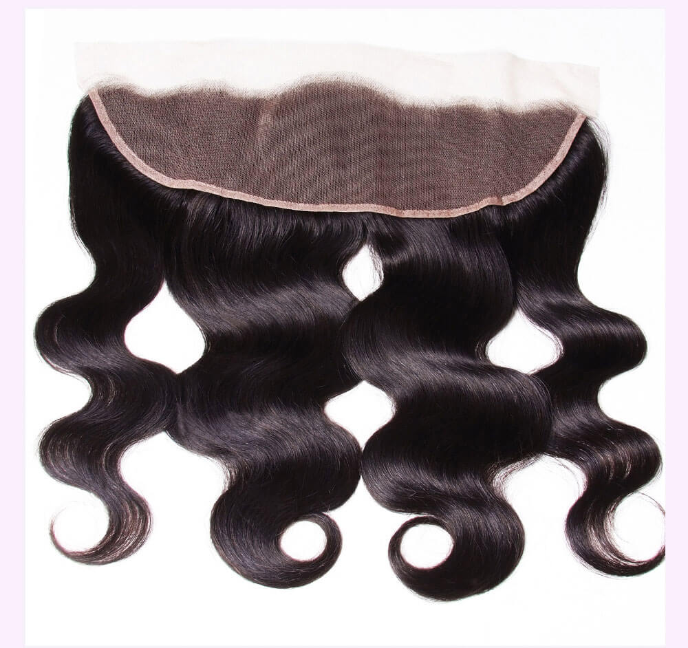 Unice kysiss body wave 3 bundles with frontal closure