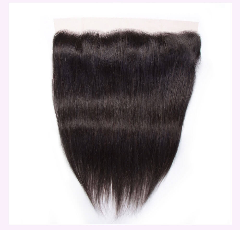 Unice kysiss straight hair 4 bundles with frontal closure