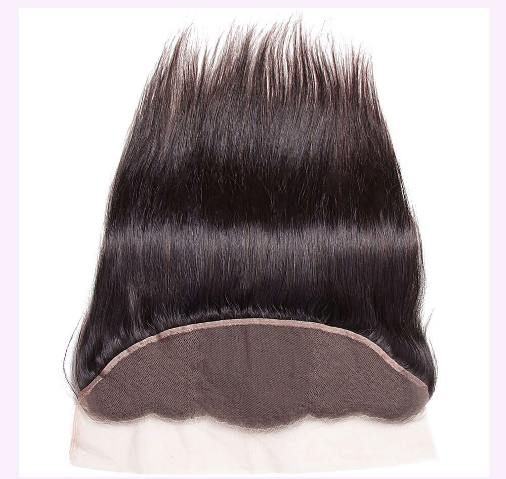 Unice kysiss straight hair 3 bundles with frontal closure